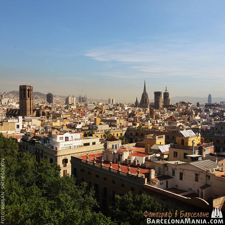 Барселона недвижимость на русском